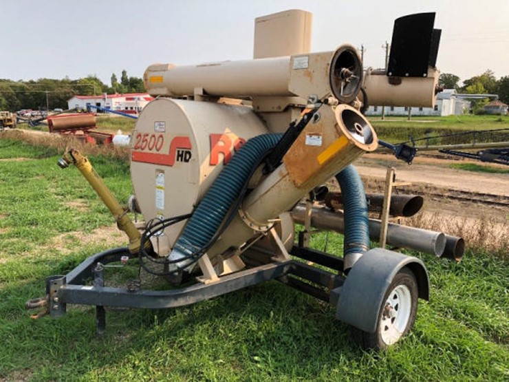 Rem Grain Vac - Lot #182, Online Only Equipment Auction, 9