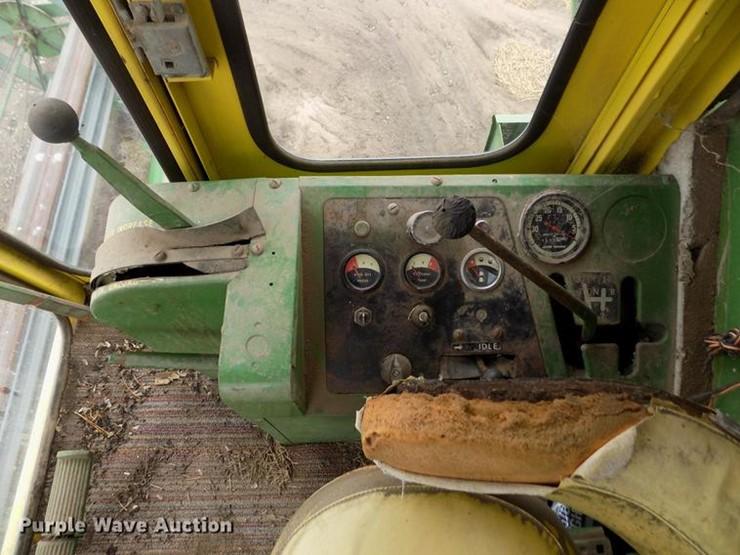 1967 John Deere 95 - Lot #ER9110, Online Only Ag Equipment