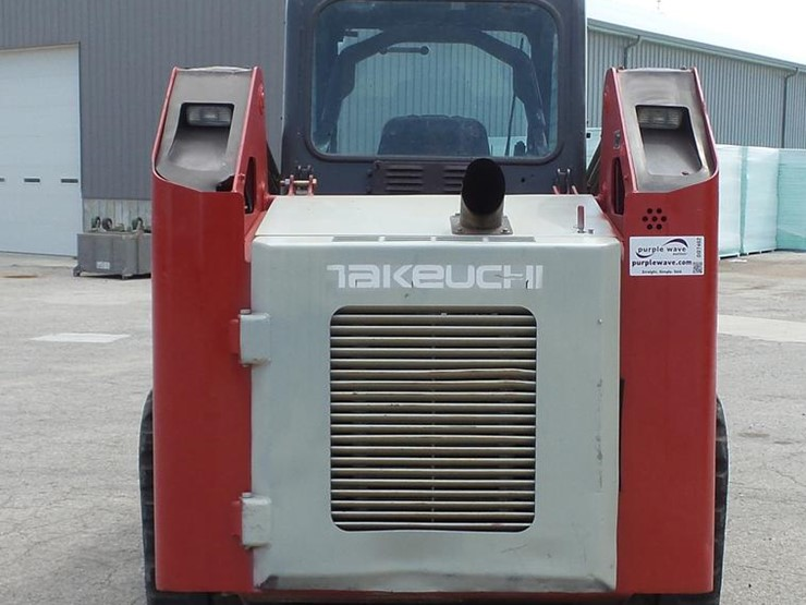 2004 Takeuchi TL140 - Lot #DD7402, Online Only Construction