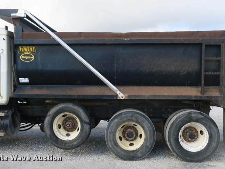 2007 Mack GRANITE CV713 - Lot #DB8996, Online Only