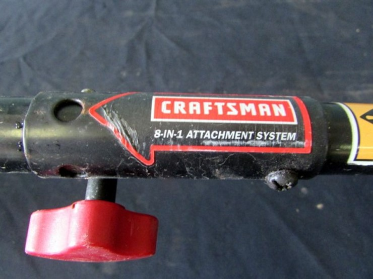 Weed Eaters (2) - Lot #Z-668, Online Only Farm & Equipment Auction