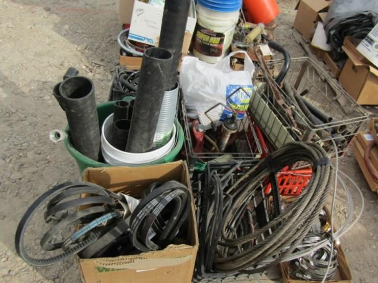 Shop Stock - Lot #Z-477, Online Only Farm & Equipment Auction, 10/30