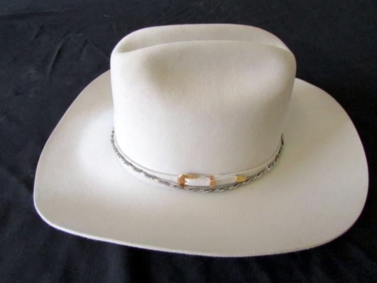 fb03ead72 Rodeo King 10X Beaver Hat - Lot #Z-320, Online Only Farm & Equipment ...