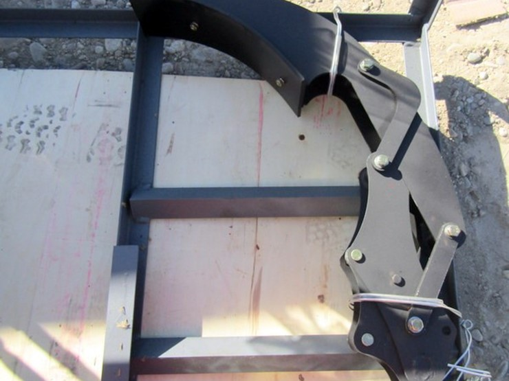 Hydraulic Skid Steer Trencher - Lot #Z-288, Online Only Farm