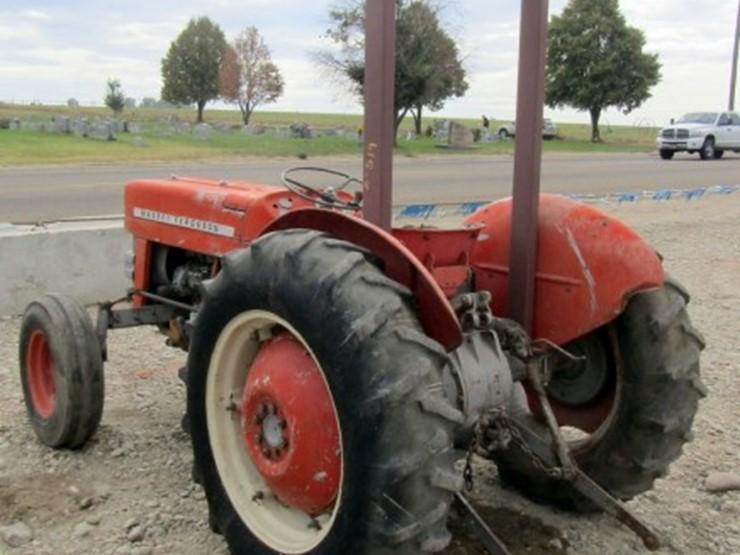 Massey-Ferguson 135 - Lot #Z-519, Online Only Farm