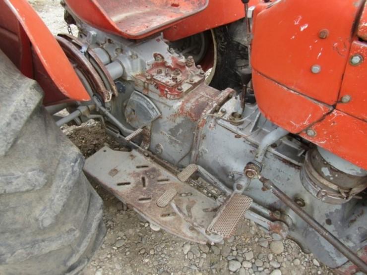 Massey-Ferguson 135 - Lot #Z-519, Online Only Farm & Equipment