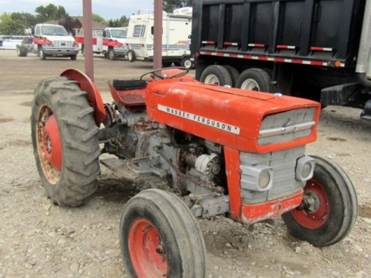 Massey-Ferguson 135 - Lot #Z-519, Online Only Farm & Equipment