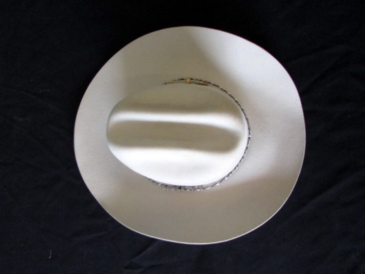 7633c7f3596bd Rodeo King 10X Beaver Hat - Lot  Z-320
