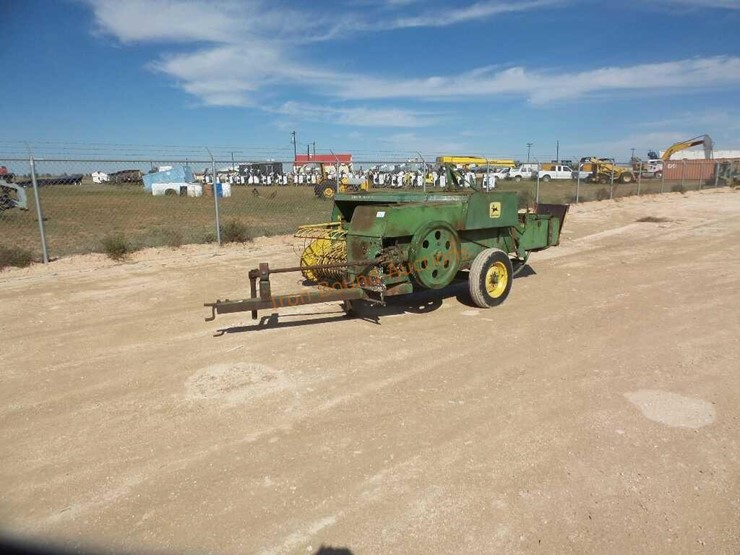 John Deere 336 - Lot #280, Equipment Auction, 10/30/2018