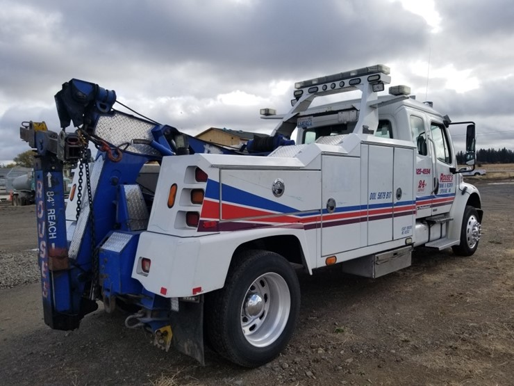 2009 Freightliner M2 - Lot #TEMP5516, Heavy Equipment & Commercial