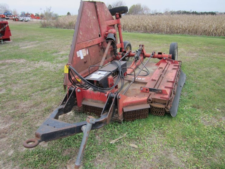 Bush Hog Rotary Mower - Lot #31, Online Only Equipment Auction, 11/5