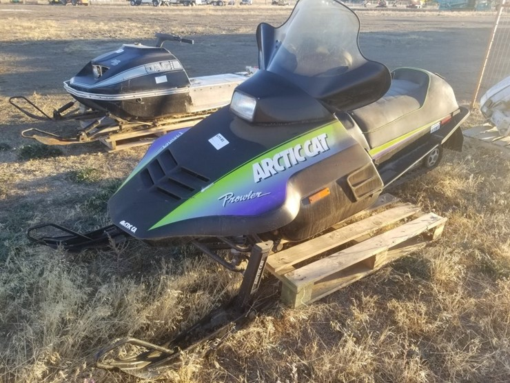 1989 Arctic Cat Prowler Snowmobile