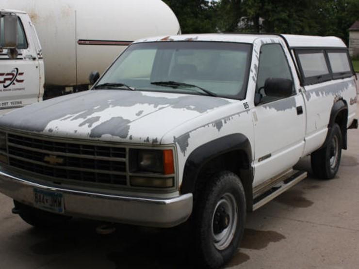 1993 chevy 2500 engine