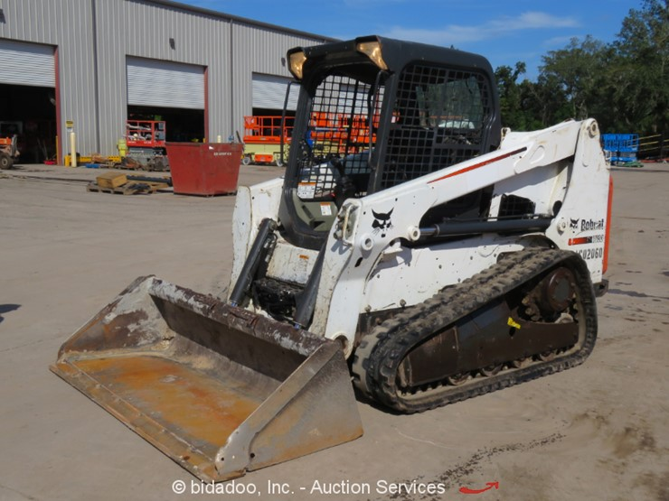 2014 Bobcat T630 - Lot #, Online Only Equipment Auction, 11