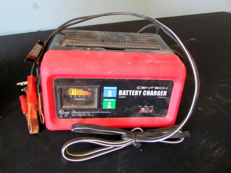 Jump Box Battery Charger Pickett Auction Service Lot X 149 Equipment Auctions 12 4 2018 Pickett Auction Service Auction Resource