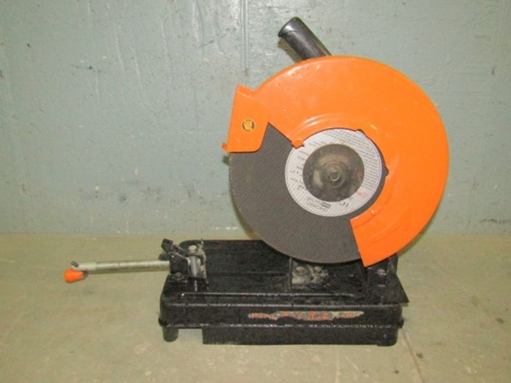 Chicago Electric Cut Off Saw Pickett Auction Service