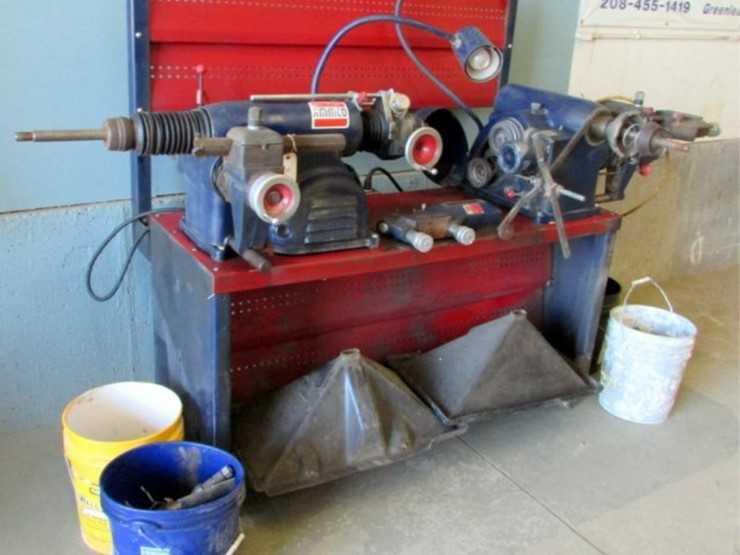 Ammco Brake Lathe | Pickett Auction Service - Lot #X-178