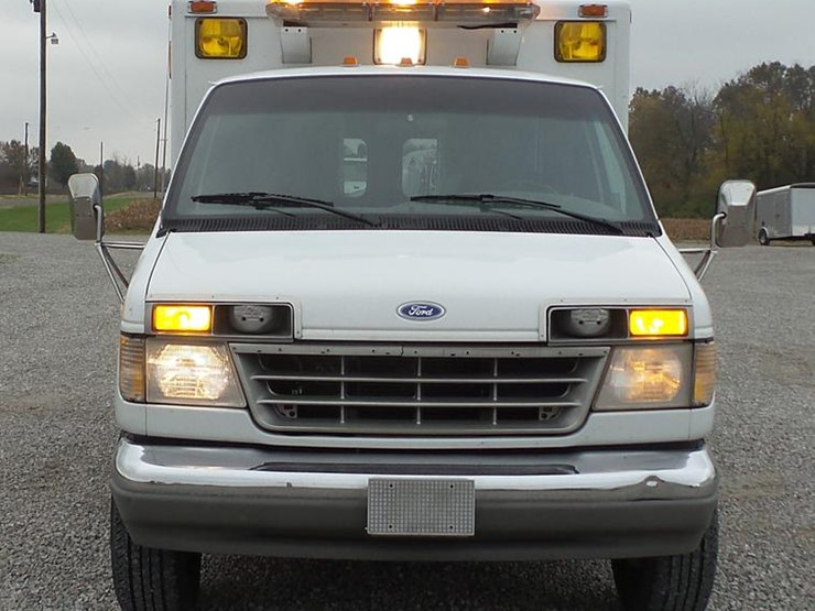 1993 ford diesel transmission