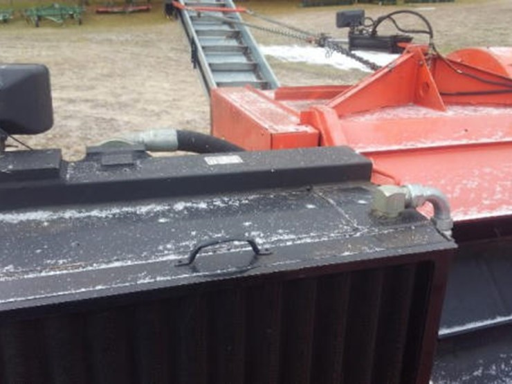 Byron 8400 - Lot #349, Online Only Farm and Construction Equipment