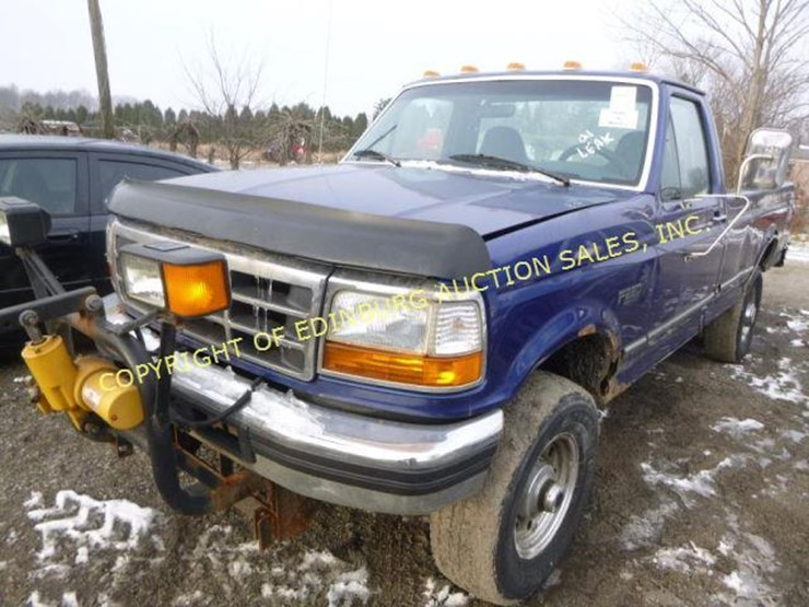 1997 f250 4x4 transmission