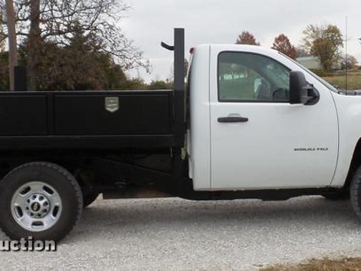 2011 Chevrolet Silverado 2500HD - Lot #DE4971, Online Only Vehicle