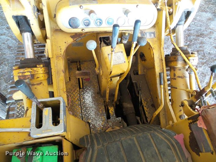 1964 Caterpillar 955H - Lot #DF2834, Online Only Government