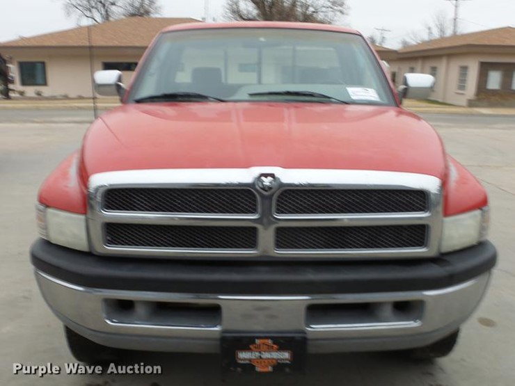 1996 Dodge RAM 2500 - Lot #DG2859, Online Only Vehicle and