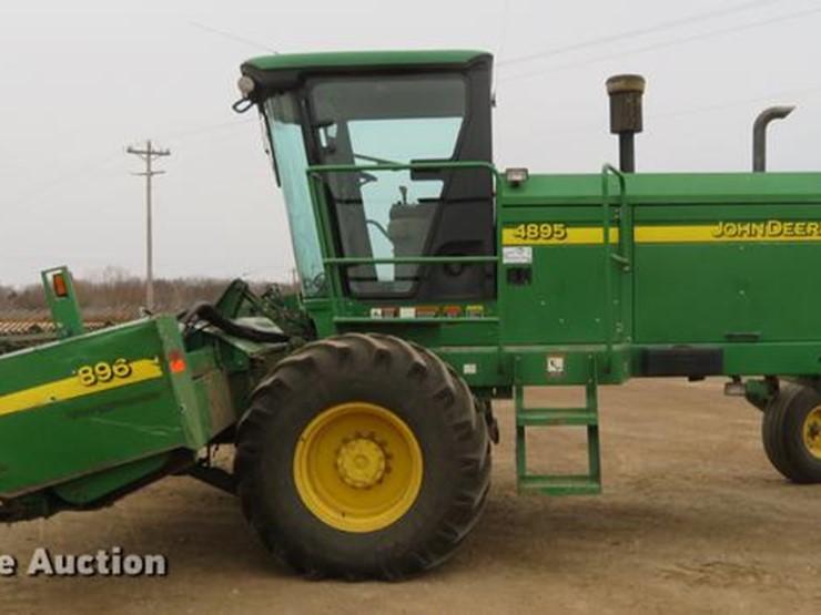2006 John Deere 4895 - Lot #DE8778, Online Only Ag Equipment Auction