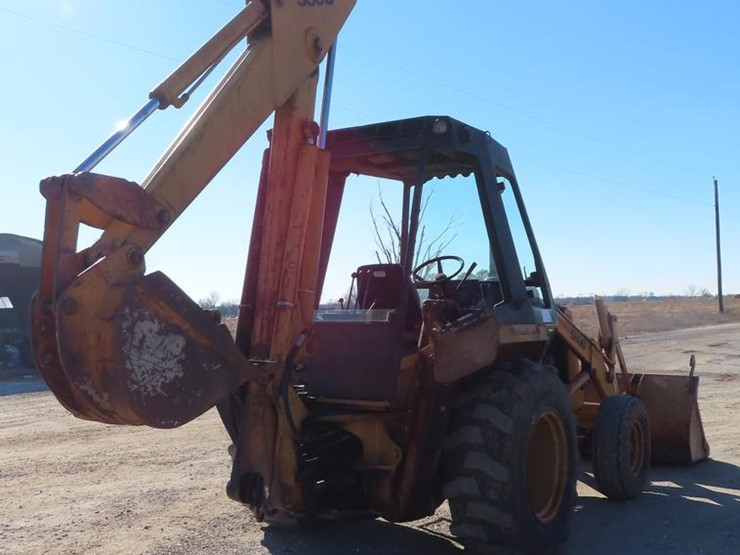 1982 Case 580D - Lot #DF1290, Online Only Aggregate and