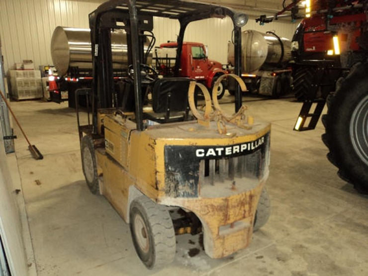 1993 Caterpillar V50D - Lot #90, Online Only Farm and Construction