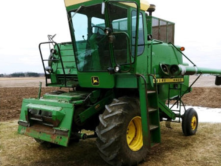 1978 John Deere 4400 - Lot #200, Online Only Farm and