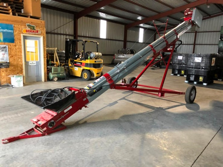 KSI Seed Conveyor - Lot #96, Online Only Equipment Auction, 1/22