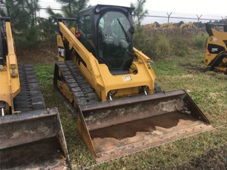 2014 Caterpillar 299D - Lot #5860, Nine Day Equipment