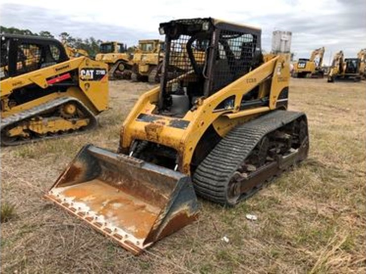 Caterpillar 267B - Lot #6130, Nine Day Equipment Auction - Day Seven