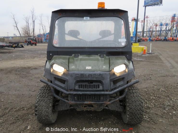 2013 Polaris RANGER - Lot #, Online Only Equipment Auction