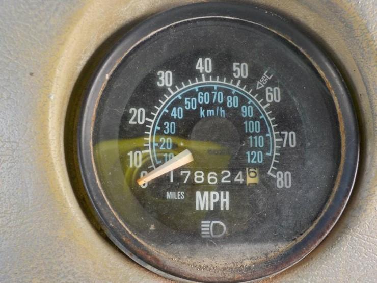 Mack R600 - Lot #, Equipment Auction, 2/13/2019, Yoder & Frey