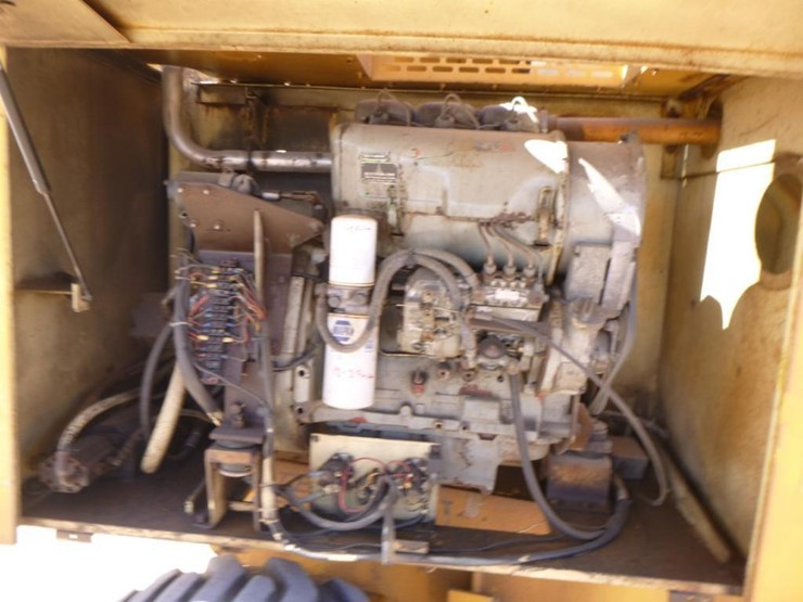 Jlg 60H - Lot #86, Equipment Auction, 2/12/2019, Iron Bound Auctions Jlg H Manlift Wiring Diagram on
