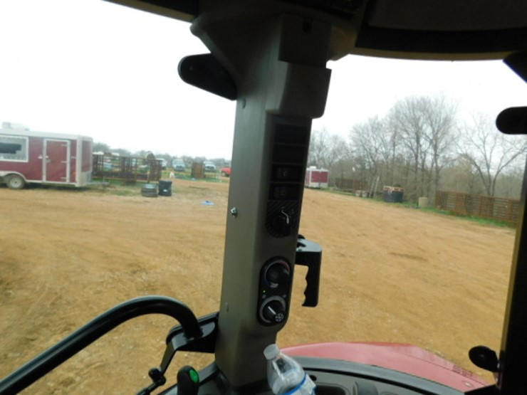 75C CASE IH TRACTOR/ CAB/ AC/ LOADER 4 X 4 - Lot #2050, Farm