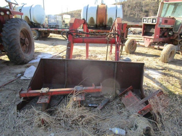 Westendorf Loader - Lot #272, Online Only Equipment Auction, 2/19