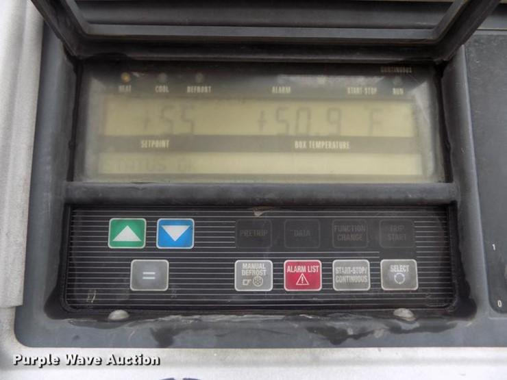1999 Utility Trailers VS2R - Lot #DE0431, Online Only Truck