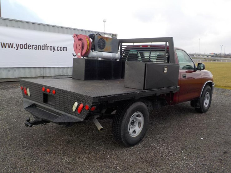 2005 Toyota Tundra Lot Truck And Equipment Auction 3 15 2019 Yoder Frey Auction Resource