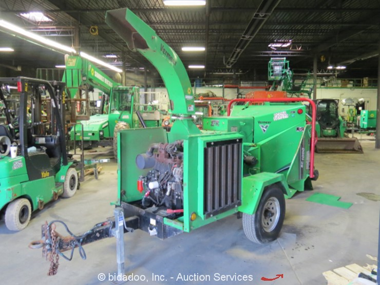 2013 Vermeer BC1000XL - Lot #, Online Only Equipment Auction
