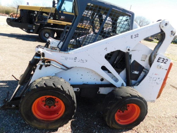 BOBCAT SKID STEER/ ENGINE PROBLEM - Lot #3057, Online Only Equipment