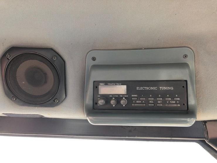 1999 Case Ih MX120 - Lot #233, Equipment Auction, 3/7/2019