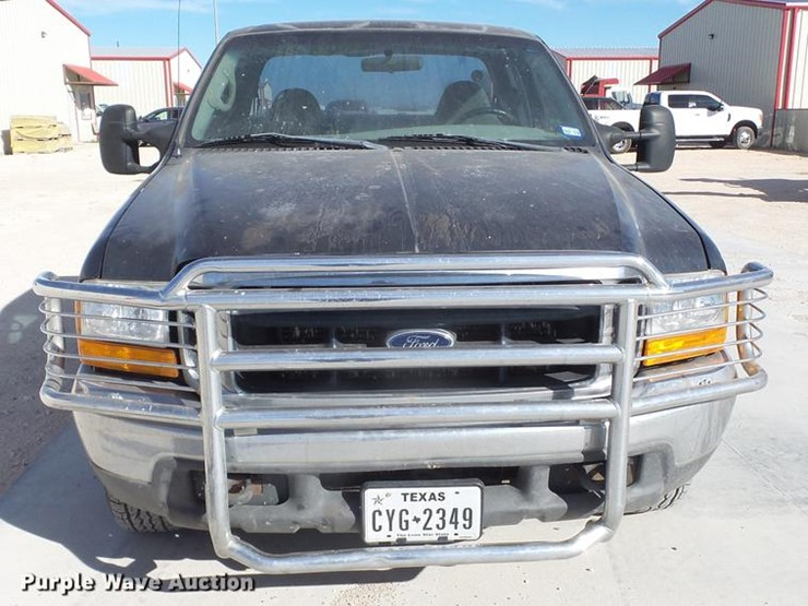 1999 ford f250 7.3 specs