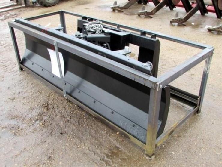 W-776 Skid Steer Dozer Blade - Lot #, Online Only Equipment