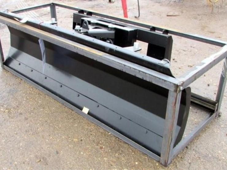 W-775 Skid Steer Dozer Blade - Lot #, Online Only Equipment
