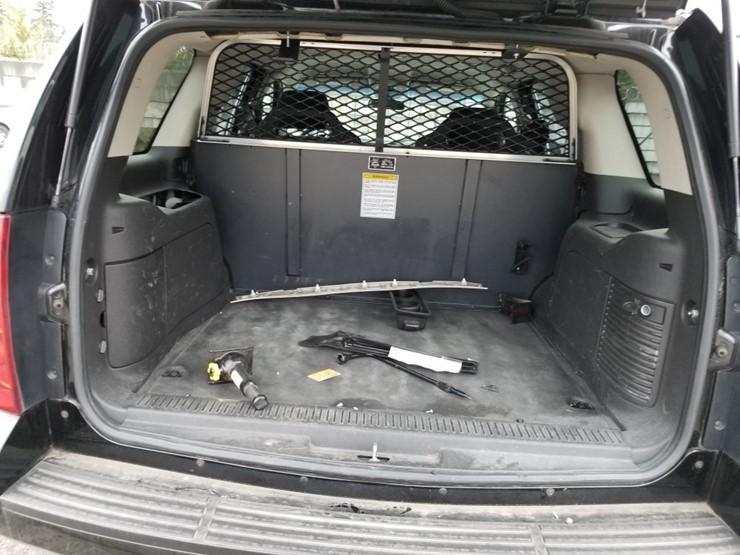 2010 Chevrolet Tahoe SUV - Lot #TEMP6601, Heavy Equipment