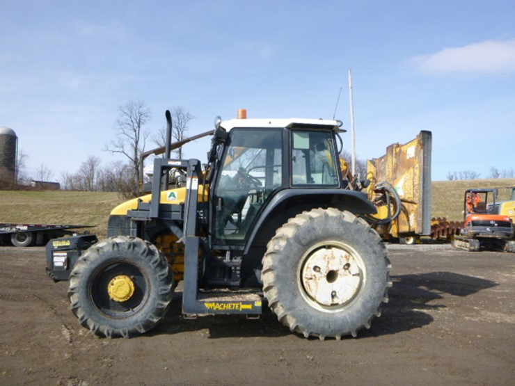 New Holland TS110 - Lot #6888, Construction & Agricultural Equipment