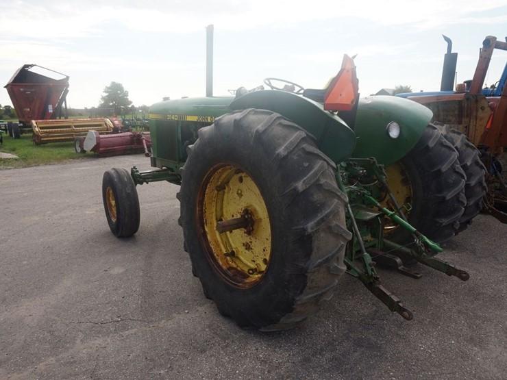 1980 John Deere 3140 - Lot #1189, Farm Equipment Auction, 3